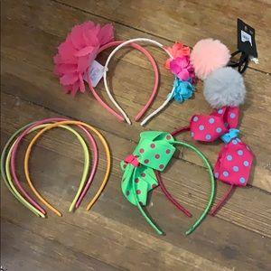 Assorted Children's Place Headbands